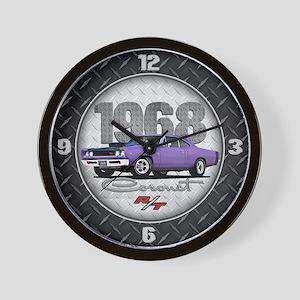 1968 Coronet R/T Wall Clock