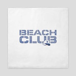 Beach Club Queen Duvet
