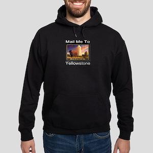 Mail Me To Yellowstone Hoodie (dark)