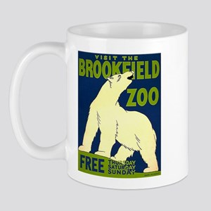 Brookfield Zoo Chicago Mug