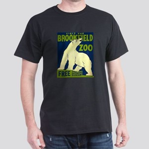 Brookfield Zoo Chicago Dark T-Shirt