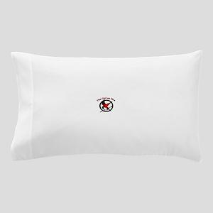 Girl on Fire Pillow Case
