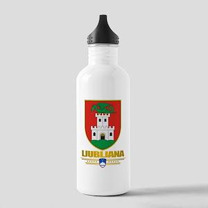 """""""Ljubljana"""" Stainless Water Bottle 1.0L"""