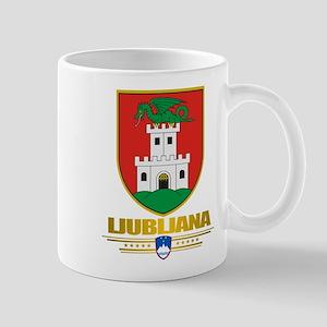 """""""Ljubljana"""" Mug"""