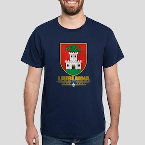 """""""Ljubljana"""" Dark T-Shirt"""