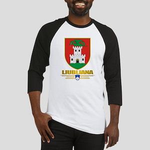 """Ljubljana"" Baseball Jersey"