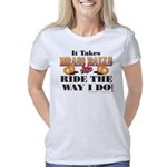 IT-TAKES-BRASS-BALLS Women's Classic T-Shirt