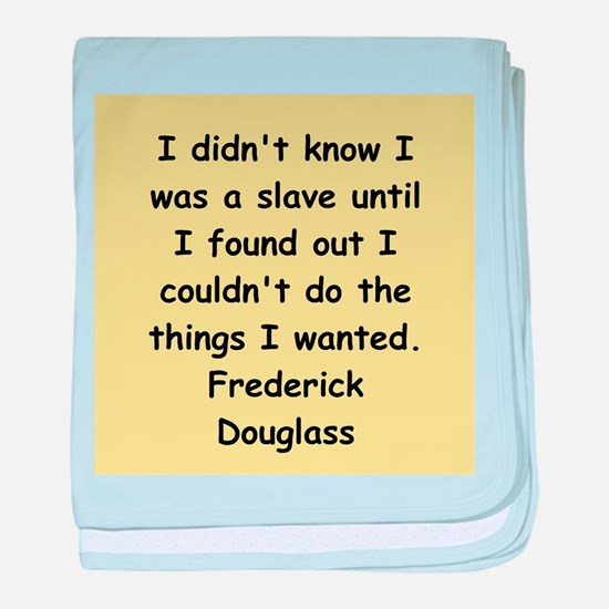 frederick douglass gifts and baby blanket