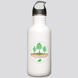 Respect Your Alders Stainless Water Bottle 1.0L