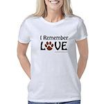 tshirt: i remember love Women's Classic T-Shirt
