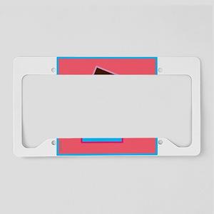 OYOOS Box design License Plate Holder