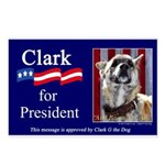 Clark G for President Postcards (Package of 8)