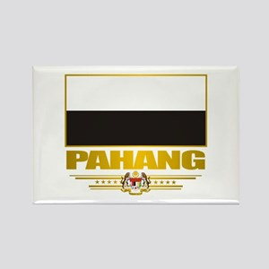 """Pahang"" Rectangle Magnet"