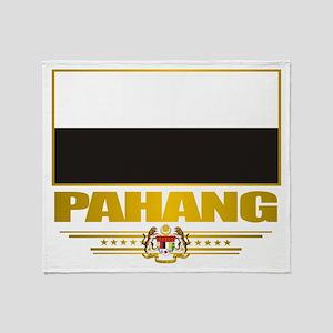 """Pahang"" Throw Blanket"