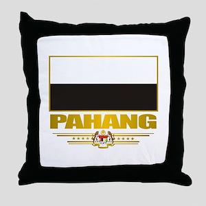 """""""Pahang"""" Throw Pillow"""