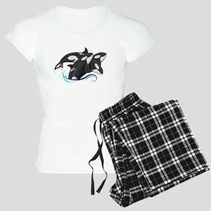 Orca Triple Jump Women's Light Pajamas