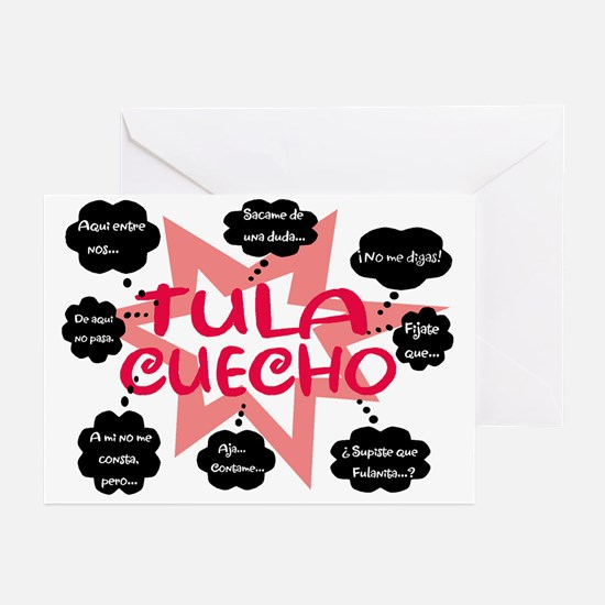 Tula Cuecho Greeting Cards (Pk of 10)