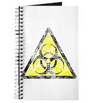 Vintage Bio-Hazard 3 Journal