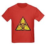 Vintage Bio-Hazard 3 Kids Dark T-Shirt