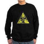 Vintage Bio-Hazard 3 Sweatshirt (dark)