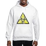 Vintage Bio-Hazard 3 Hooded Sweatshirt