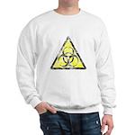 Vintage Bio-Hazard 3 Sweatshirt