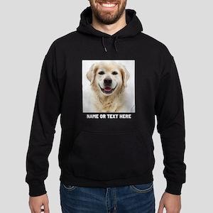 Dog Photo Customized Hoodie (dark)