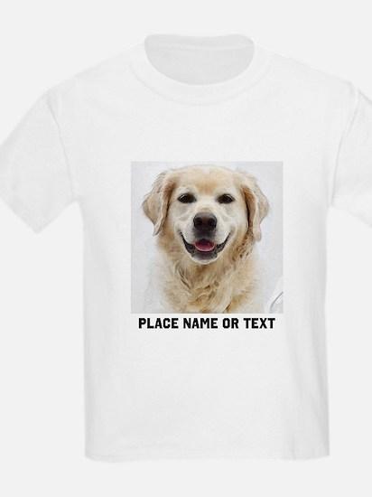 Dog Photo Customized T-Shirt