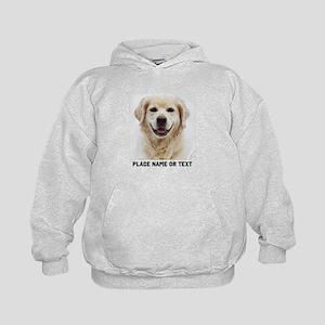 Dog Photo Customized Kids Hoodie