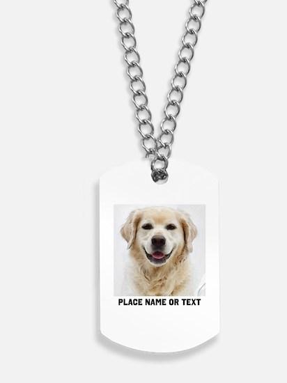 Dog Photo Customized Dog Tags