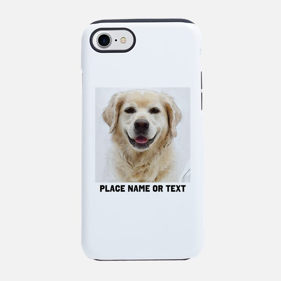 Dog Photo Customized iPhone 7 Tough Case