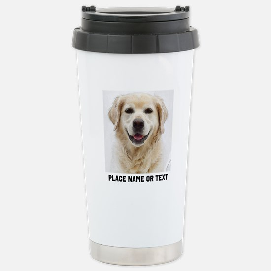 Dog Photo Customi Travel Mug
