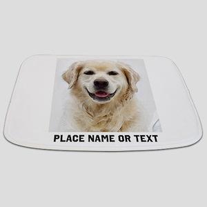 Dog Photo Customized Bathmat