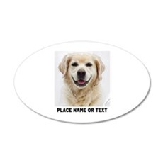 Dog Photo Customized Wall Decal