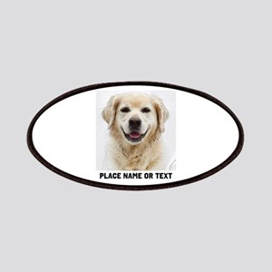 Dog Photo Customized Patch