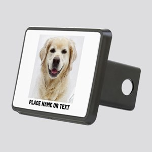 Dog Photo Customized Rectangular Hitch Cover