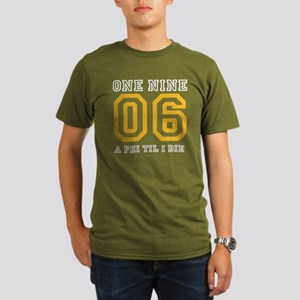 1906 Organic Men's T-Shirt (dark)