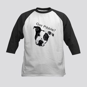 Got Pibble Kids Baseball Jersey