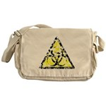 Vintage Bio-Hazard 4 Messenger Bag