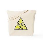 Vintage Bio-Hazard 4 Tote Bag