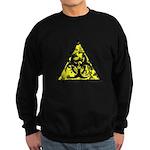 Vintage Bio-Hazard 4 Sweatshirt (dark)