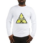 Vintage Bio-Hazard 4 Long Sleeve T-Shirt