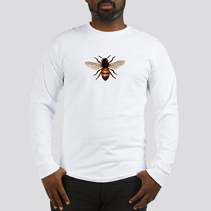 Honey%20bee Long Sleeve T-Shirt