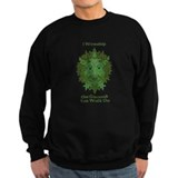 Greenman Sweatshirt (dark)
