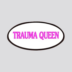 Trauma Queen Patches
