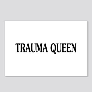 Trauma Queen Postcards (Package of 8)