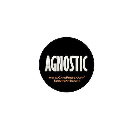"""Agnostic"" Mini Button (10 pack)"