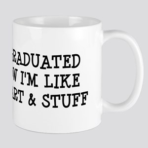 Smart & Stuff Grad Mug