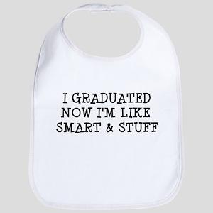 Smart & Stuff Grad Bib