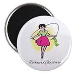 Richmond Knitters Magnet Magnets